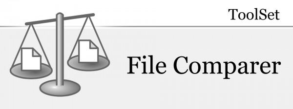 ToolSet - File Comparer